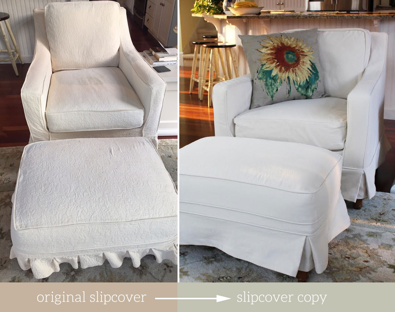 Replacement Slipcovers For Sofas And